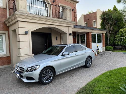 Mercedes-benz Clase C 200 Motor 2.0 Avantgarde At 2019