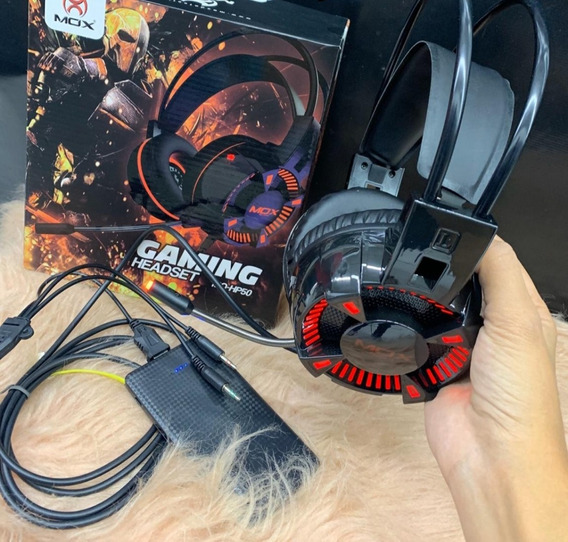 Fone Gamer Mox Mo-hp50
