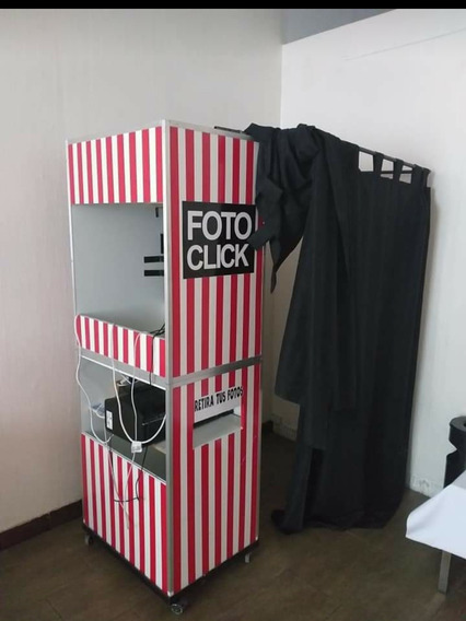 Cabina De Fotos - Emprendimiento