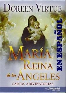 Cartas Oraculo María Reina De Los Ángeles - Doreen Virtue