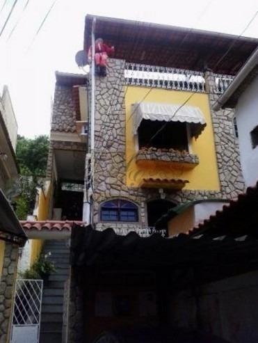 Imagem 1 de 15 de Excelente Casa De Vila Com 2 Vagas - 3323