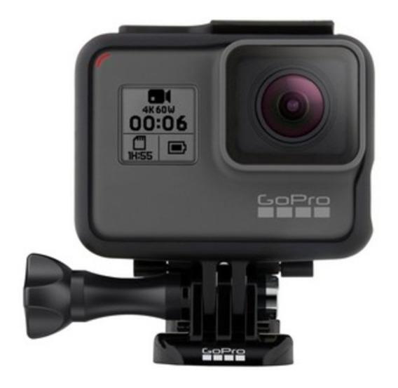 Câmera Digital Gopro Hero6 Black Produto Novo Emb. Original