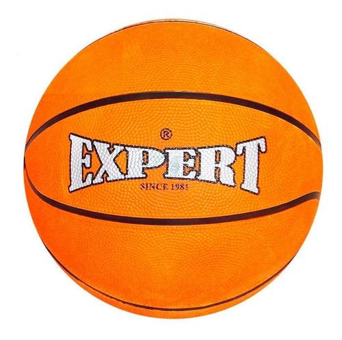 Pelota De Basketball Expert Nº5 De Goma Básquetbol - El Rey