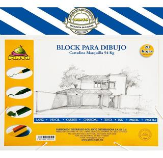 2 Block Para Dibujo De Cartulina 100% Maquilla 54kgs. 42x59
