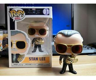 Funko Pop Stan Lee Custom
