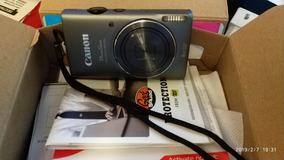 Câmera Fotográfica Canon Power Shot Elph 130 Is 16mp 3.0lcd