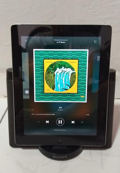 iPad 2 64gb + Acessórios E Dockstation Speaker
