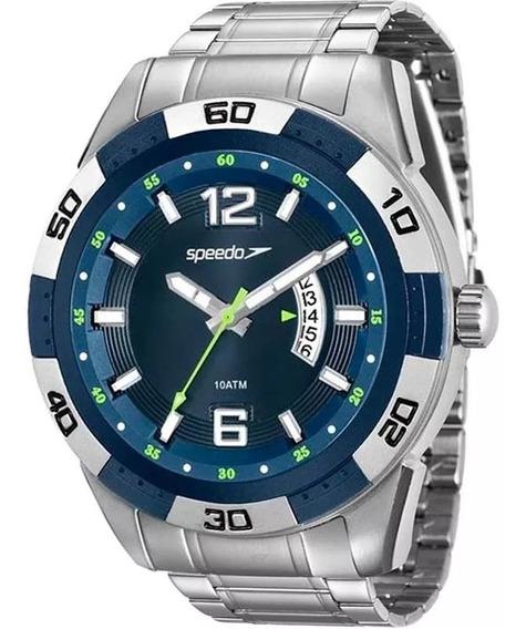 Relógio Speedo Masculino 24849g0evna1 Prateado Promoção
