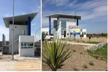 Parque Industrial Triple A, Muy Cerca Del Aeropuerto Internacional Mariano Escobedo Con Caseta De Vigilancia Y Seguridad