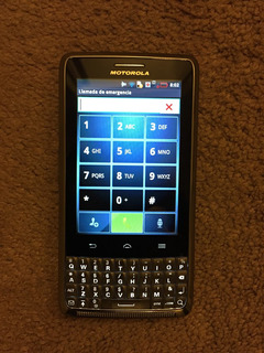 Motorola Kairos Dual Nextel- Personal