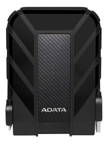 Imagen 1 de 3 de Disco duro externo Adata HD710 Pro AHD710P-1TU31 1TB negro