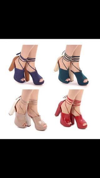Sapatos Femininos Vários Modelos E Com Muita Qualidade.