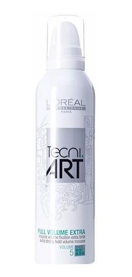 Loreal Tecni Art Mousse Full Volume Extra X 250 Fijación