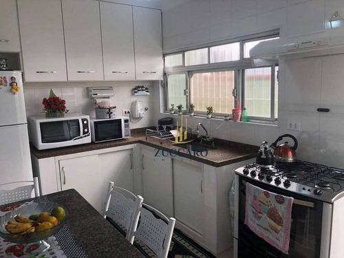 Casa À Venda, 145 M² Por R$ 550.000,02 - Jardim Santa Francisca - Guarulhos/sp - Ca3526