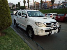 Toyota Hilux 4x4 Turbo Intercooler 2010 Blanco