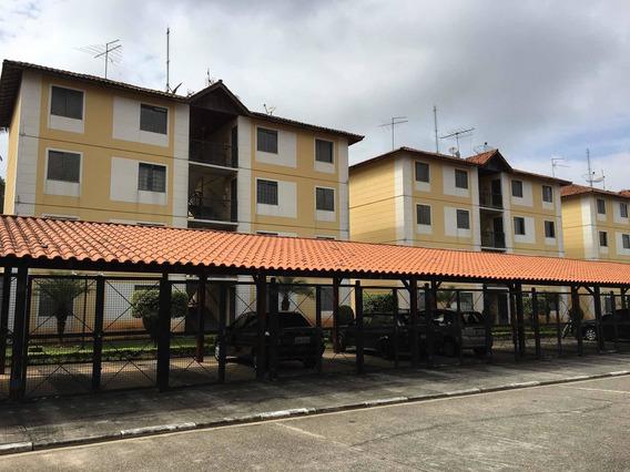 Apartamento Residencial Village Ii Em Itaquaquecetuba
