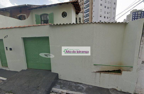 Sobrado À Venda, 148 M² Por R$ 800.000,00 - Vila Gumercindo - São Paulo/sp - So1143