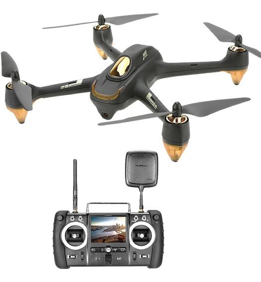 Drone Hubsan H501s Pro Motor Brushless Gps Câmera Fpv 5.8ghz
