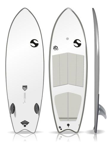Imagen 1 de 5 de Surf Board  - Tabla De Surf 6'4 Fish Tale - Sunset