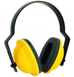 Protetor Auricular Abafador Ruído 17db Tipo Concha Segurança
