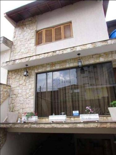 Casa Com 3 Dormitórios À Venda Com 261 M² Por R$ 773.800 No Ipiranga - Ca1834