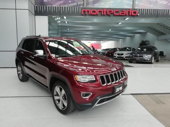 Jeep Grand Cherokee Limited V6 2016