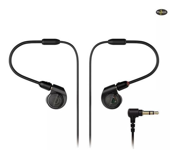 Fone De Ouvido Monitor Retorno Audio Technica Ath E40