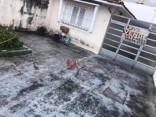Casa Com 2 Dormitórios À Venda Por R$ 460.000,00 - Vila Carrão - São Paulo/sp - Ca0099