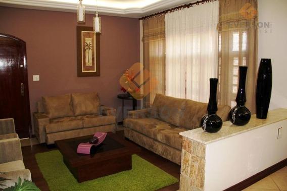 Sobrado Residencial À Venda, Jardim Luciana, Santa Gertrudes - So0013. - So0013