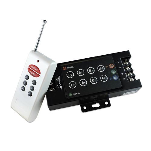Controladora Manual Y Control Remoto Radio Frecuencia.