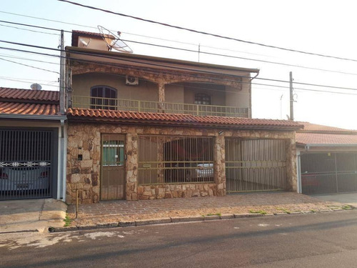 Casa Com 3 Quartos  À Venda, 249 M² Por R$ 670.000 - Parque Das Nações - Indaiatuba/sp - Ca10888