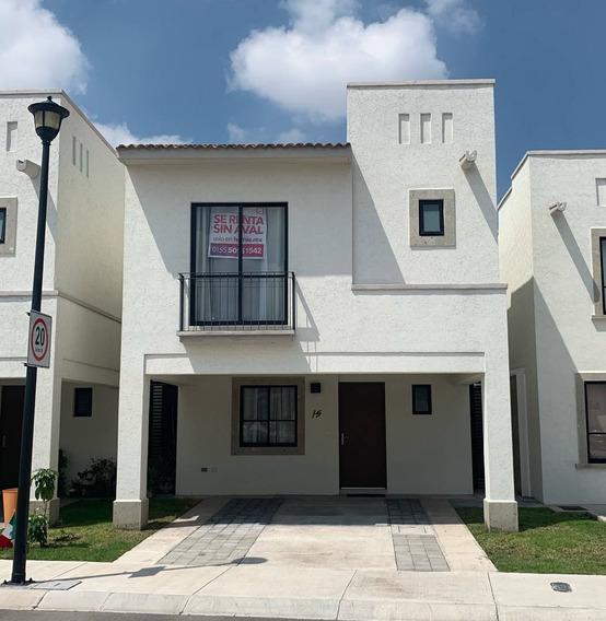 Casa En Renta Paseo De Jeránios, El Refugio
