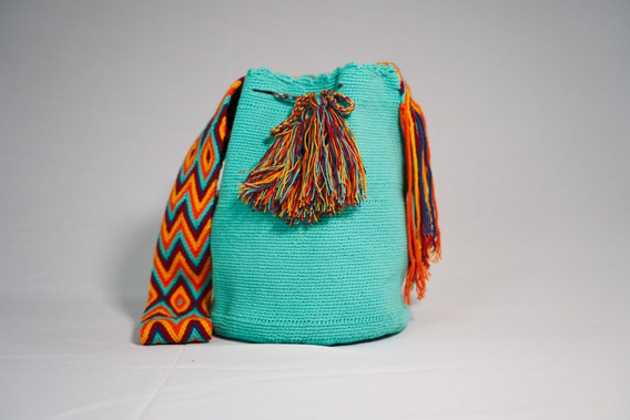 Parr Feminina Wayuu - Artesanato Indígena - Frete Grátis