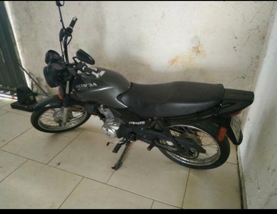 Honda Cg125fan2008
