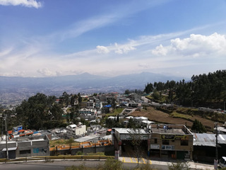 Vendo Terreno Vía Antigua Al Valle De Los Chillos