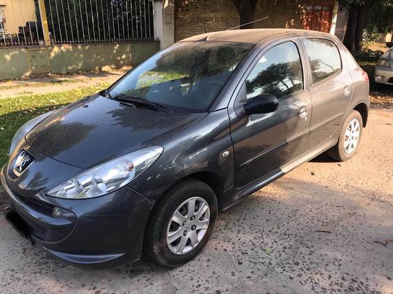Peugeot 207 Compact 1.4 Tomo Usado Al Mejor Financio Con Dni