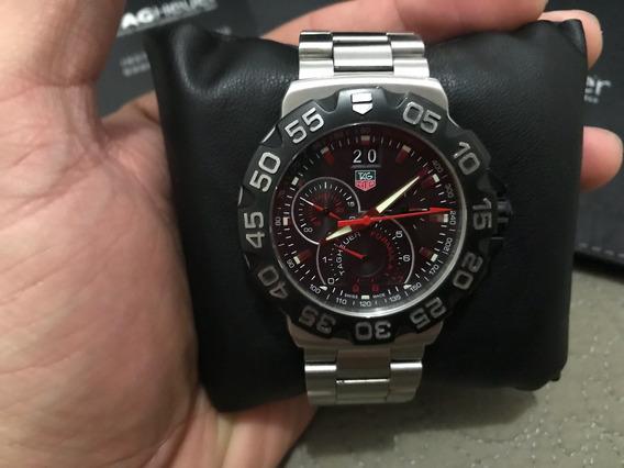 Relógio Tag Heuer Formula 1 Cah1010 Grand Date Cronógrafo