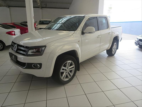 Volkswagen Amarok 2.0 Highline 4x4 Cd Turbo 4p Aut