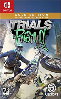 Trials Rising Gold Edition Nintendo Switch Gold Edition