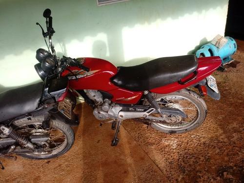 Imagem 1 de 2 de Honda Titan Es