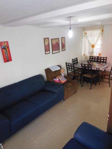 Casa Ampliada En Venta En Chicoloapan