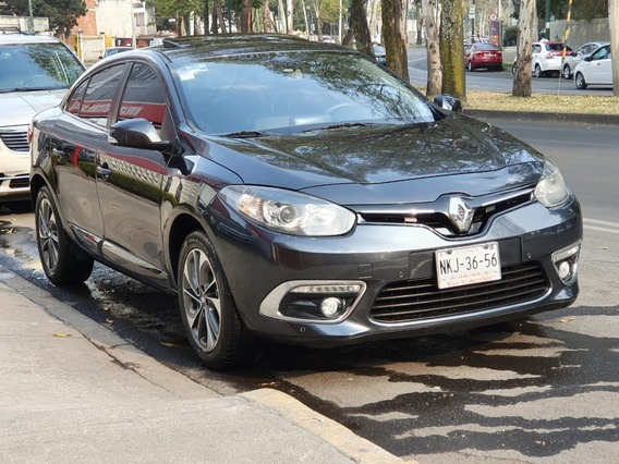 Renault Fluence 2015 Privilege Factura De Agencia Impecable