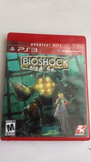 Jogo Ps3 Original Bioshock