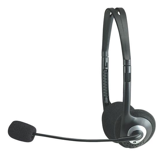Audifonos Diadema Manhattan Ajustable Con Microfono Control