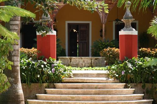 Imagen 1 de 9 de Hacienda Con 83 Hectareas Cerca De Merida