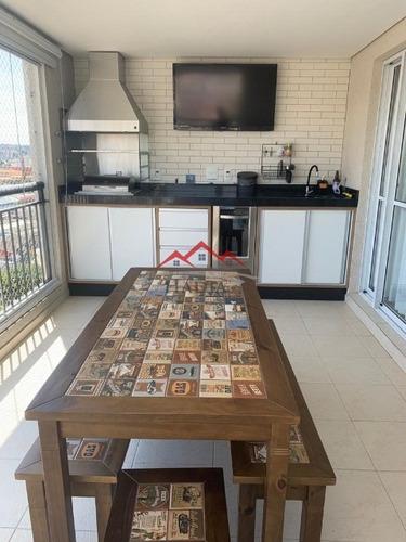 Imagem 1 de 24 de Apartamento A Venda Condomínio Premiatto - Vila Arens, Jundiai Sp - Ap00259 - 69742545