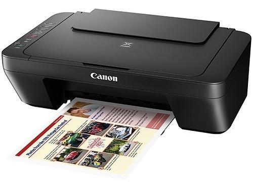 Impressora Multifuncional Canon Mg3010 - Wi-fi - Scanner