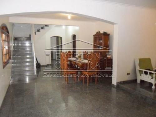 Sobrado - Jardim Santa Maria - Ref: 155 - V-155