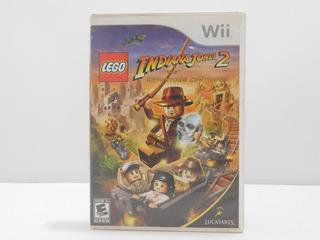 Lego Indiana Jones 2: The Adventure Continues - Wii ¡usado!