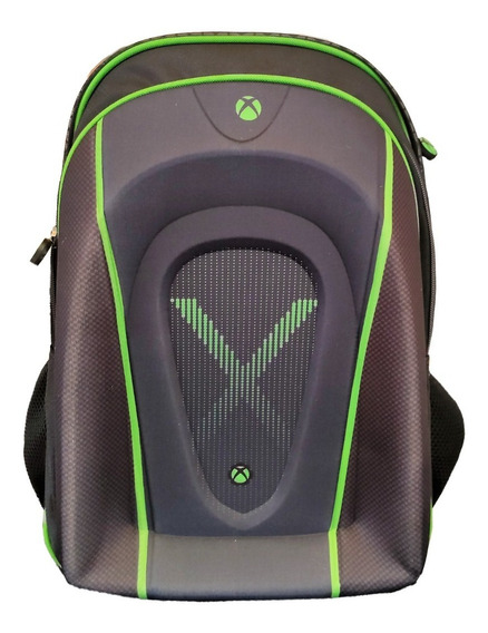 Mochila Backpack Juvenil Xbox Official Gear Chenson 2020